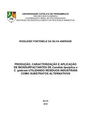 ROSILEIDE FONTENELE DA SILVA ANDRADE ... - Unicap