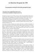AS FREGUESIAS DO DISTRITO DE BRAGA NAS MEMÓRIAS PAROQUIAIS DE 1758 - Page 6