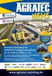 AGRATEC NEWS - Mit Gebrauchtmaschinenübersicht
