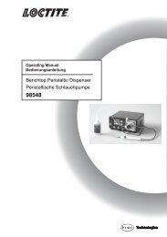 Benchtop Peristaltic Dispenser Peristaltische Schlauchpumpe