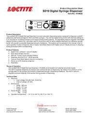 SD10 Digital Syringe Dispenser