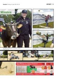 sport - Regionalzeitung Rontaler AG