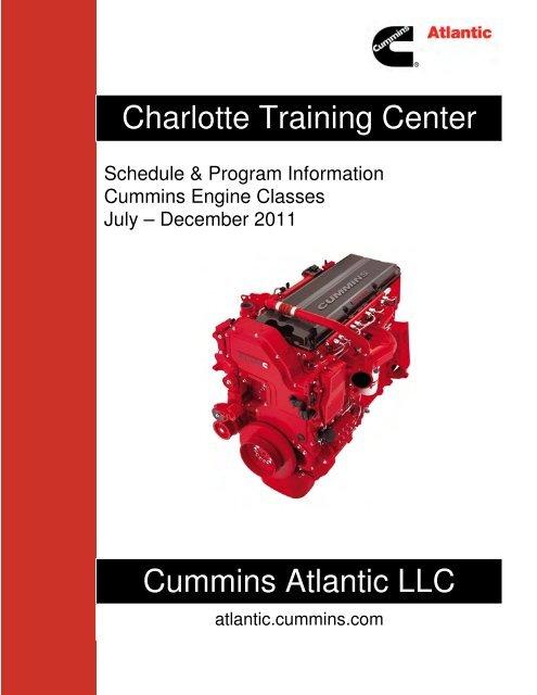 Charlotte Training Center Cummins Atlantic LLC