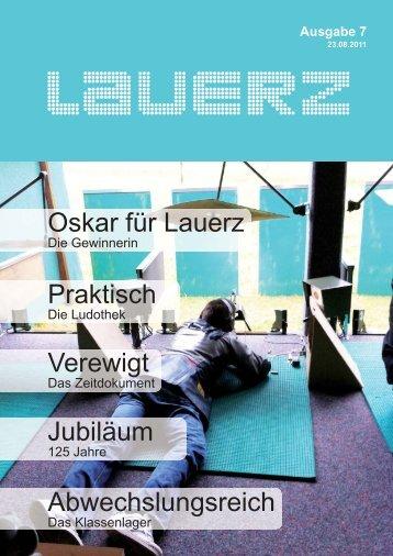 Ausgabe 7 - Gemeinde Lauerz