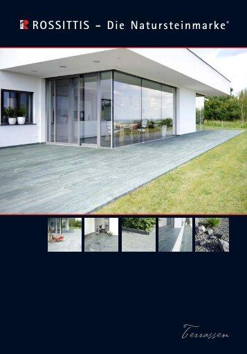 NatursteinWolf Natursteinkatalog Terrassenplatten Granit