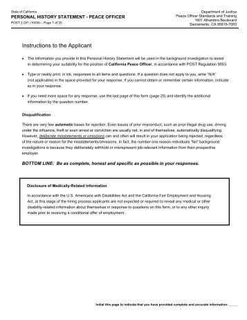 Public health statement of purpose essay
