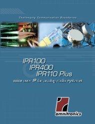 IPR400 IPR110 Plus