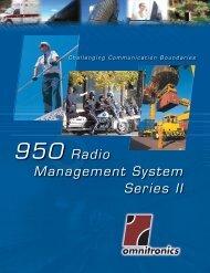 950 Brochure - Omnitronics