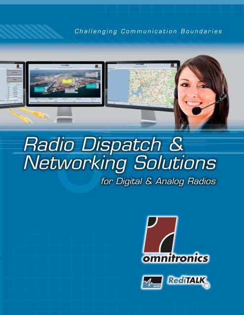 Radio Dispatch & Networking Solutions