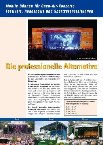 Die professionelle Alternative
