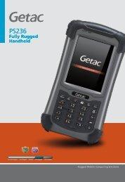 PS236 Fully Rugged Handheld