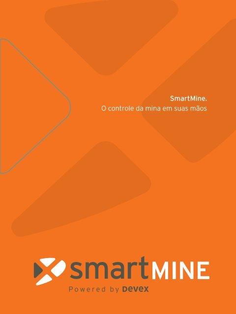 SmartMine O controle da mina em suas mãos