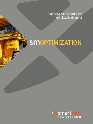 Conheça hoje o futuro em otimização de mina
