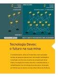 Conheça hoje o futuro em otimização de mina - Page 7