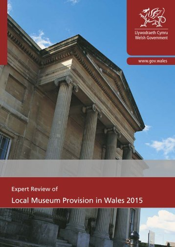Local Museum Provision in Wales 2015