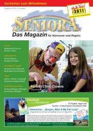 SENIORA – Das Magazin - Oldies Hannover