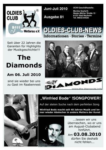 Ausgabe 81 - Oldies-Club Wetterau
