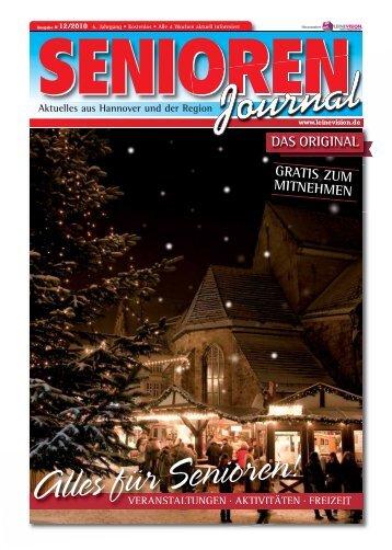SENIOREN JOURNAL - Oldies Hannover
