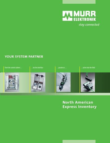 North American Express Inventory