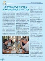 Mitgliederinfo Moselwein e.V. August 2009