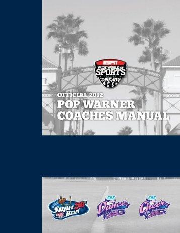 2012 Mitey Mite Coaches Manual