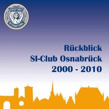 SI Club Osnabrück in Gründung - soroptimist-osnabrueck.de