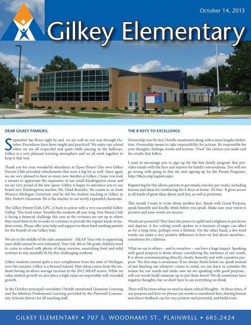 Gilkey Elementary