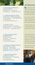 Wetterauer Lamm- & Landgenuss - Wetterauer Hutungen - Seite 6