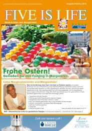 Frohe Ostern! - Wiener Einkaufsstraßen