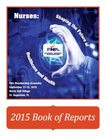 2015 FNA Book of Reports