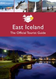 The Official Tourist Guide - East Iceland