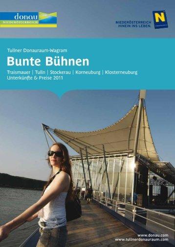 Privatzimmer - Donau Niederösterreich Tullner Donauraum