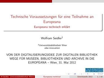 Zum Download - Von der Digitalisierungsidee zur digitalen ...
