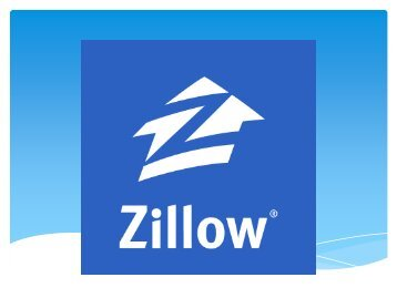 Zillow #1 Real Estate Website