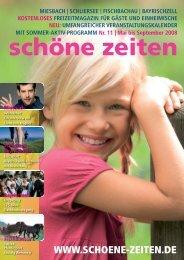 schliersee | fischbachau | bayrischzell kostenloses - Schöne Zeiten