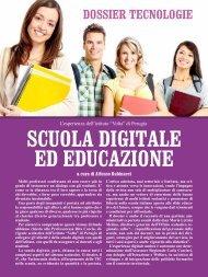 SCUOLA DIGITALE ED EDUCAZIONE