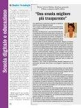 SCUOLA DIGITALE ED EDUCAZIONE - Page 6