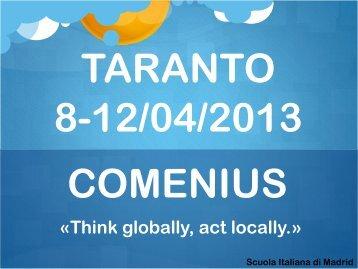 8-12/04/2013 COMENIUS