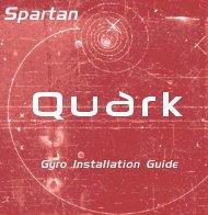 Spartan Quark Gyro Installation Guide [Doc. v1.0] - Spartan RC