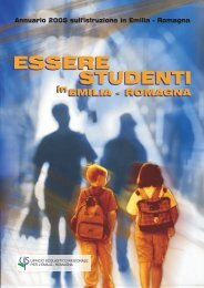 Essere studenti in Emilia-Romagna