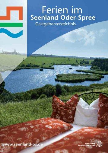 Storkow (Mark) - Tourismusverband Seenland Oder-Spree e.V.