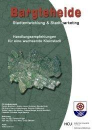 1. Allgemeines - Stadt Bargteheide