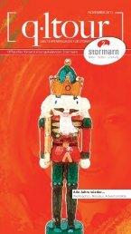 Alle Jahre wieder... Weihnachts-, Nikolaus, Adventsmärkte - q-ltour