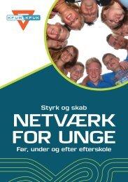 NETVÆRK FOR UNGE