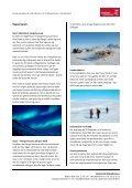 Hold weekend ved kanten af Indlandsisen i Grønland med nordlys ... - Page 2