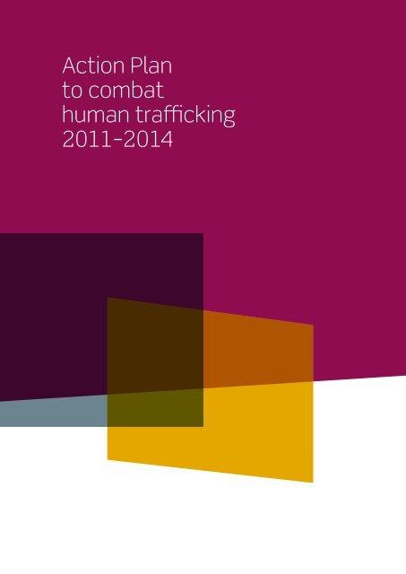 Action Plan to combat human trafficking 2011–2014