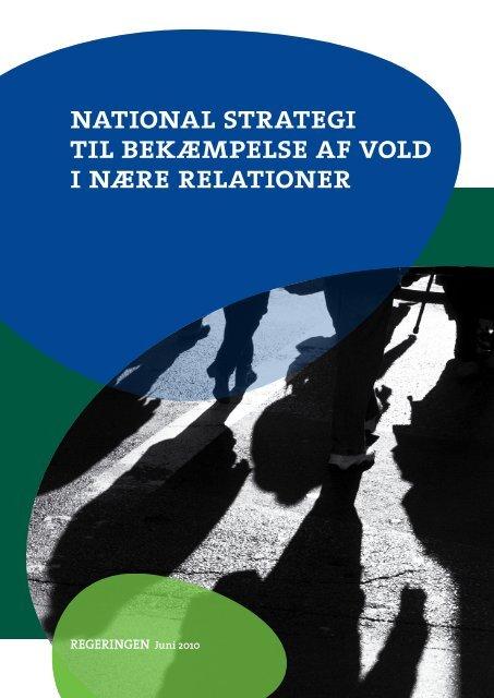national strategi til bekæmpelse af vold i nære relationer