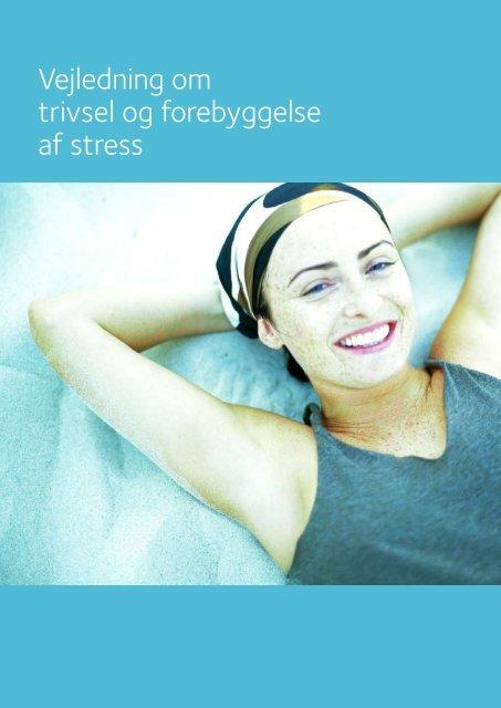 Vejledning om trivsel og forebyggelse af stress