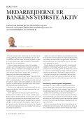 Medarbejderne er bankens største aktiv - Page 2