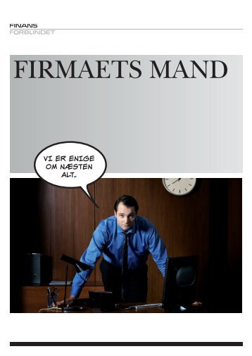 FIRMAETS MAND